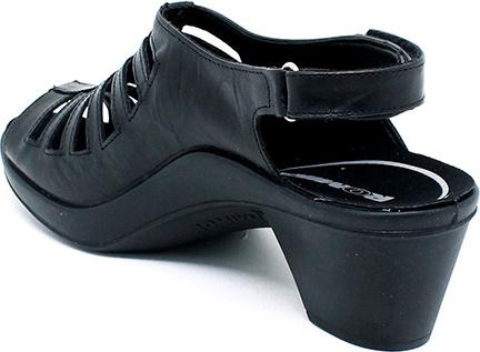 sandale montante talon femme sandales sandales romika chaussures leclerc. Black Bedroom Furniture Sets. Home Design Ideas